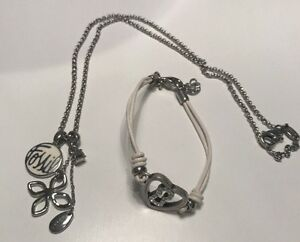 Fossil Necklace and Bracelet Maryland Newcastle Area Preview