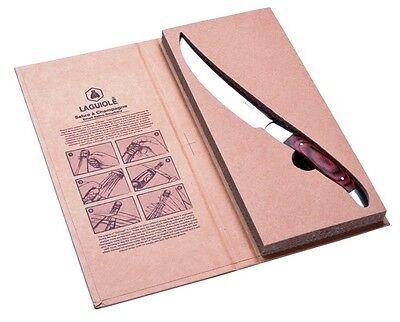 Champagner-Säbel 25 cm LAGUIOLE Sabre Knife NEU+OVP in Geschenk-Box