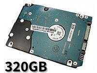 """Dell Precision M90 M6300 500GB 7200rpm SATA 2.5/"""" Laptop Hard Drive with Caddy"""