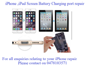 Best price iPhone iPad Screen /Charging port/ Battery Repairs Maddington Gosnells Area Preview
