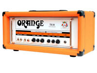 Orange TH30H 30 Watt Valve Amplifier Head - Only Used Once! Nearly New!