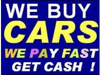 CASH FOR YOUR CAR IN ONE HOUR!!!