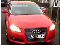 AUDI A3 S-LINE TDI 2009 New Shape will swap or px