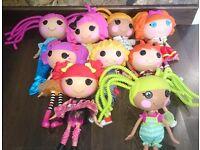 Bundle Lalaloopsy Doll Girls and Boys
