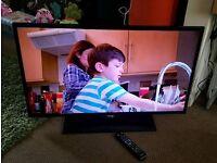 Samsung 40 inch led 3D smart excellent condition