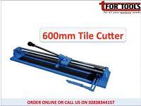 PLO Tile Cutter 600mm Glazer Ceramic Professional Cutting