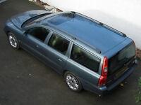 Volvo V70 2.5 SE Turbo (2003) estate - excellent low mileage!