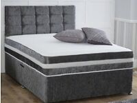 🌹Brand New Divan Beds with Luxury Mattress and FREE DELIVERY!!! 🌹