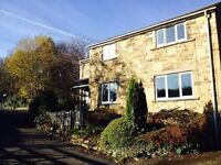 6-12 weeks winter let available in Denby Dale, between Huddersfield and Wakefield