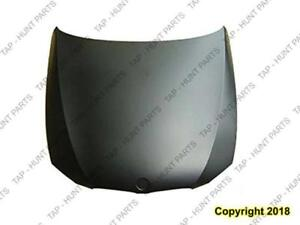 Hood Coupe/Convertible Steel CAPA BMW 3-Series 2007-2010