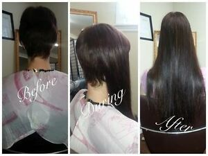HAIR EXTENSIONS, colour, cut and more.... (FB: Chaldo HAIR) Kitchener / Waterloo Kitchener Area image 2
