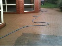 Professional Patio/Driveway/Deck garden furniture pressure washing services.