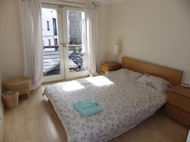 2 bed flat for rent in Broughton area