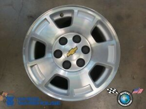WANTED 17 inch Tahoe factory rims