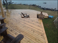 DECK CONSTRUCTION OR REPAIR - GET A FREE QUOTE