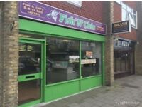 Fish & Chip, Kebab and Pizza shop FOR SALE in Corringham, South Essex