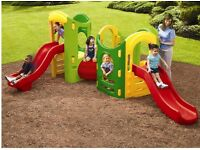Little Tikes 8 in 1 Adventure Playground