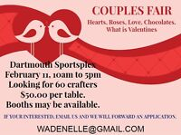 Couples Fair Crafters Wanted