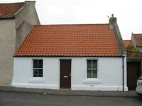 2 bedroom cottage in picturesque fishing village, Pittenweem, Fife - 15 min drive from St. Andrews