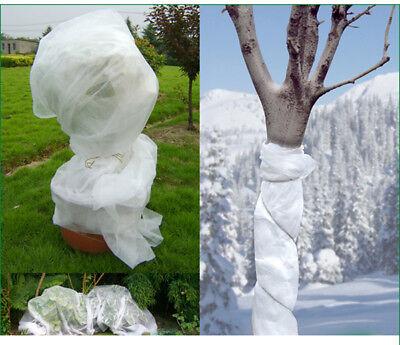 Pflanzenvlies Pflanzenschutz Wintervlies Winter Frostschutz Vlies 1,5 x 5 m