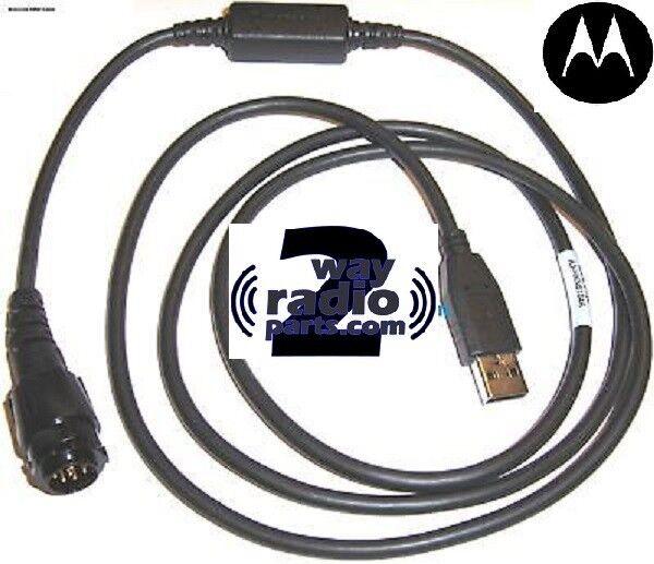 Real Motorola XTL5000 XTL2500 Programming Cable HKN6184C USB HKN6184A HKN6184B