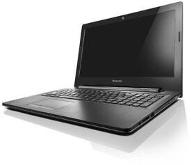 Cheap Laptop Lenovo G 50-30 Intel Pentium N 3530 @ 2.16GHz, 4GB RAM 1TB HDD with Windows 10