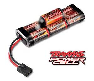 Traxxas 7-Cell 8.4V 3000mAh NiMH Hump Pack Battery w/Traxxas Connector TRA2926