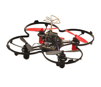 Mini Racing Quadrocopter TQ90 Kit Naze32 25mW 32Ch Kamera 8520 Motor Carbon