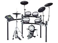 Roland TD12-KV electronic drum kit V-drums very good condition