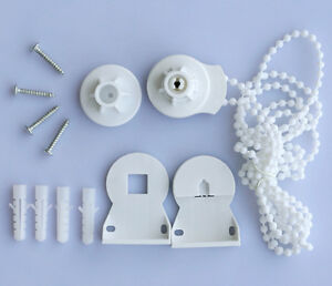 Roller blind replacement fittings