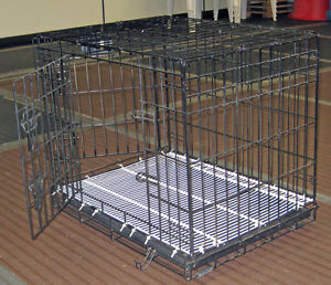 Quality Metal Dog Crate (Last One)