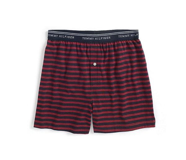 Tommy Hilfiger Stripe Knit Boxers