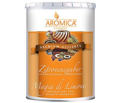 Magia di Limone Aromica gr.325 miscela di estratti di spezie