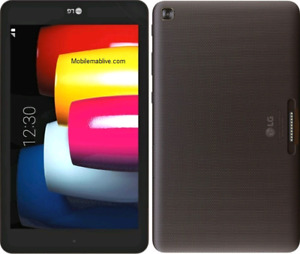 """LG G Pad IV 8"""" 32GB Android 7.0 LTE Tablet  Nego"""