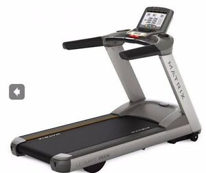 Commercial Matrix Treadmill and Bike Sorrento Joondalup Area Preview