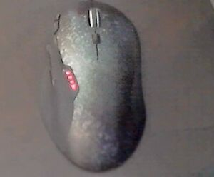 Gaming Mouse Logitech G500 (Black/Silver)