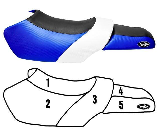 Yamaha Seat Cover 1997 1998 1999 GP1200/1998 99 2000 GP800 Custom Fit Seat Cover