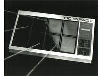 Roland Octapad II midi drum controller - circa 1989