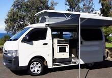 2010 Toyota Hiace Discoverer Campervan Automatic New Conversion Albion Park Rail Shellharbour Area Preview
