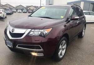2013 Acura MDX Technology Pkg SH-AWD LOWEST PRICE!
