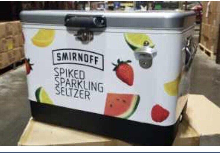 Smirnoff Cooler