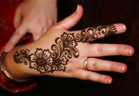HENNA TATTOO FOR YOUR CELEBRATION!