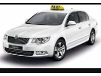 Wolverhampton Plated Taxi for Hire