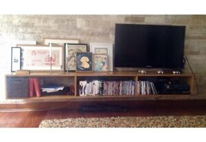 Sideboard/ tv bench/shelf