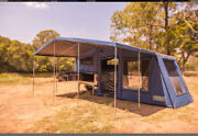 AUSTRACK CAMPER TRAILER TENT and additional room - brand new! Kyneton Macedon Ranges Preview