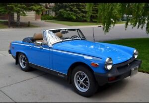 1979 MG Midget All Original in Beautiful Shape
