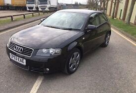 Audi A3 150 sport £2000