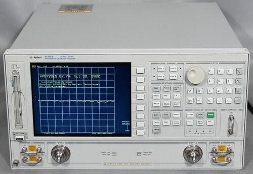 HP/Keysight 8720ES 50 MHz - 20 GHz S-Parameter Network Analyzer w/Opts. H32/012