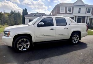 "2013 Chevy Avalanche ""Black Diamond""."