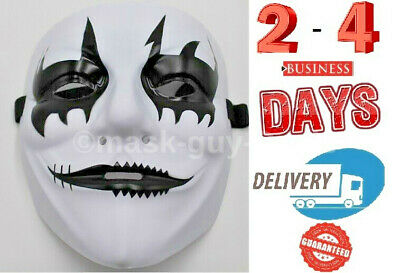 V for Vendetta Mask Adult Guy Fawkes Anonymous Occupy Halloween Costume Demon ](Devil Costumes For Adults)